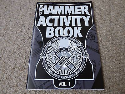 Metal Hammer Activity Book Vol 1