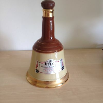 Bells Whisky Decanter, Made By Wade