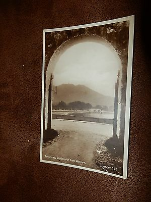 Early McLaren postcard-Duniquaich from avenue Dunoon - Argyll & Bute  Scotland