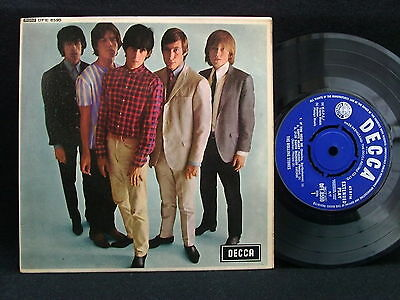The Rolling Stones - Five By Five. (2/1.1964,EP,U.K.)