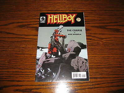 Dark Horse - HELLBOY The Corpse One-Shot Comic!!  2004  VF