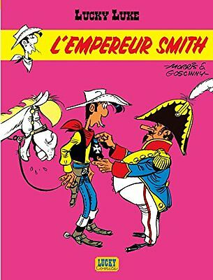 Lucky Luke, tome 13 L'empereur smith Morris Rene Goscinny Lucky Productions