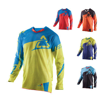 Leatt Jersey GPX 4.5 X-Flow MX Shirt Enduro Downhill Motocross