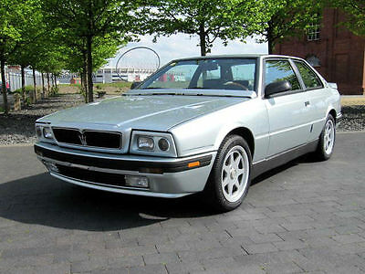 Maserati 222 Sr Coupe Ghibli 2.8 V6 Auto * One Of Only 210 * Lhd * 26000 Miles