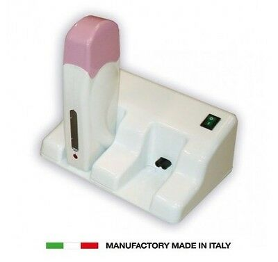 Kit Duo Con 2 Manipoli Scaldacera In Plastica Rullo Da 100 Ml Made In Italy
