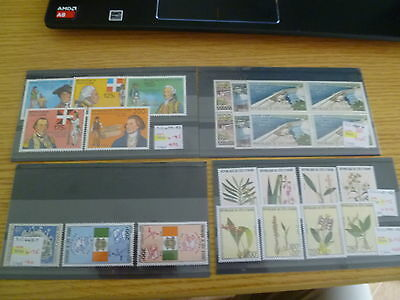 Ivory Coast mnh Priced to sell at £59 Ref RU24