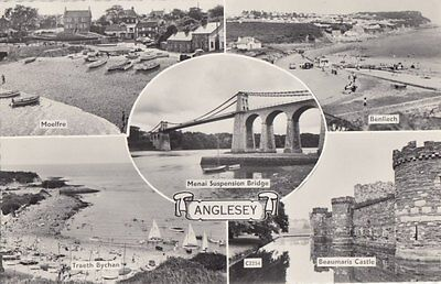 ANGLESEY ( Wales) : Multiview RP