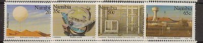 Namibia:1991:Centenary of Weather Service,Set.MNH.