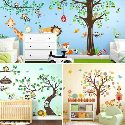 wandtattoo wandaufkleber kinderzimmer wandsticker deko. Black Bedroom Furniture Sets. Home Design Ideas