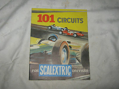 A Vintage 60's Tr-ang 101 Circuits for Scalextric Drivers forward by Jim Clark
