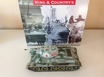 King & Country RA039 T34/76