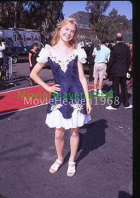 ARIANA RICHARDS 35mm SLIDE TRANSPARENCY 11224 PHOTO NEGATIVE