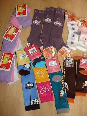 Neuf : Lot Chaussettes Fille