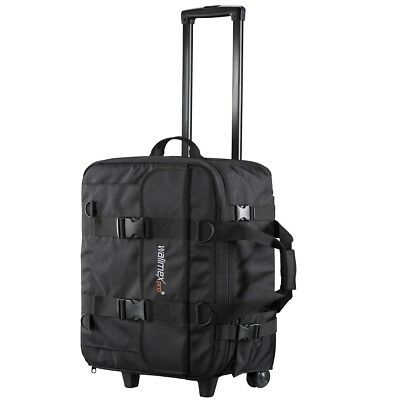 walimex pro studiobag / studio - trolley, robust, roomy, silent skater rollers