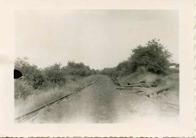 6J342 Rp 1953 Lehigh Valley Railroad Abandoned Schuylkill Haven Pa Pottsville Br