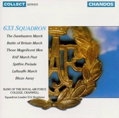 Cranwell Band of the Royal Air Force College - Populäre Märsche