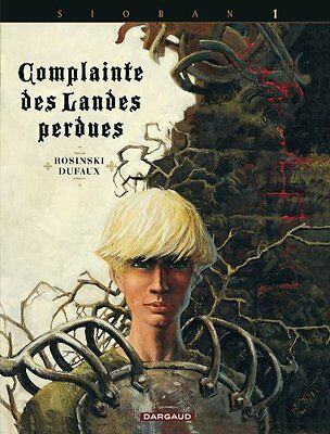 Complainte des landes perdues - Cycle 1 - tome 1 - SIOBAN DARGAUD Francais Book