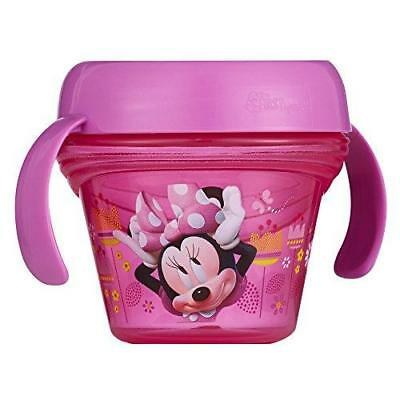 The First Years Disney Baby Mickey Mouse Spill-Proof Snack Bowl New