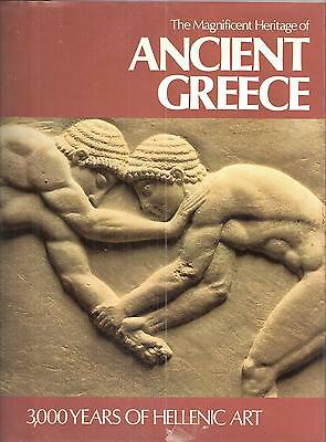 Magnificent Heritage of Ancient Greece, 3000 years of Hellenic art