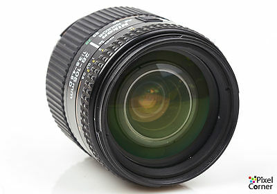 Nikon 28-105mm f/3.5-4.5 AF-D Nikkor zoom lens FX & DX Japan 520475