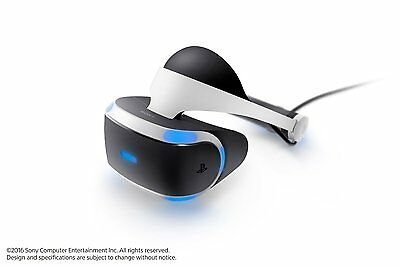 Playstation 4 VR Core Headset Sony PS4 Virtual Reality PSVR LN
