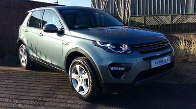 2016 Land Rover Discovery Sport 2.0 TD4 SE Tech 5dr (5 Seat) Manual Diesel 4x4
