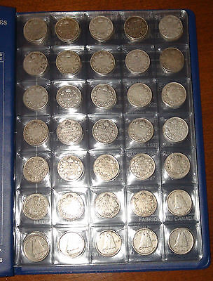 Collection of Canada TEN CENTS Coins: 1911-2017! - Canadian DIMES SET! - 10¢