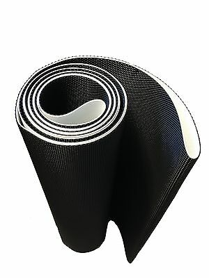 York Fitness Pacer 2200, 2500, 2750 on a 2-ply Replacement Treadmill Belts