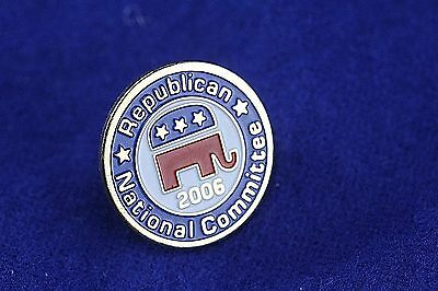 Republican National Committee 2006 Pin. New Condition.