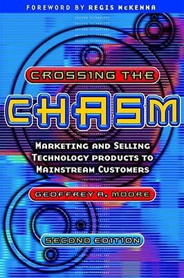 Crossing the Chasm by A. Moore Geoffrey - Paperback - NEW - Book
