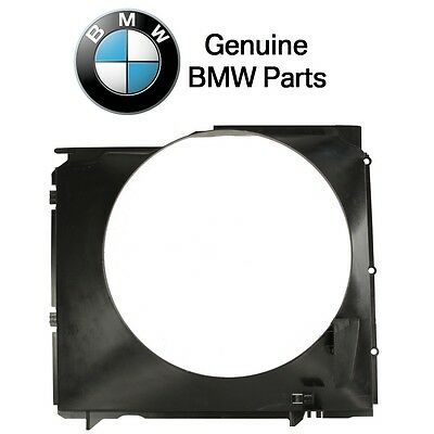 For BMW E53 X5 V8 2000-2003 Engine Cooling Fan Shroud Radiator OES 17101439107