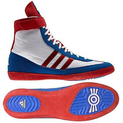 Special Offer - Adidas Adults Men's Combat Speed 4  Wrestling Boxing Boots