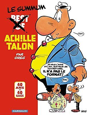 Achille Talon Best Of - 40 ans, 40 gags Greg DARGAUD Francais 63 pages Book