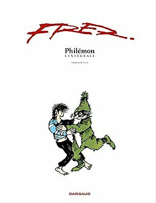 Philemon - Integrales - tome 2 - Integrale Philemon (2) (Tome 6 a 10) Fred Relie