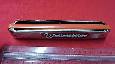 Harmonica Ancien Vintage Weltmeister Vermona Allemagne Germany- Ref18966