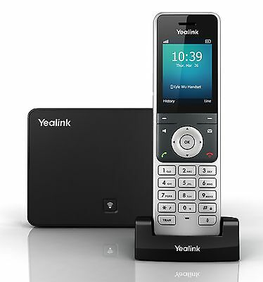 Yealink YEA-W56P 5-Line Business HD IP DECT Phone
