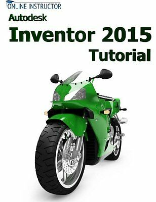 Autodesk Inventor 2015 Tutorial Online Instructor Anglais 160 pages Broche Book