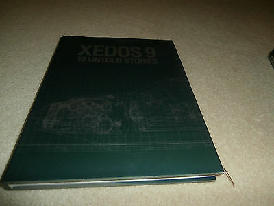 Mazda  Xedos 9 book  10 untold stories..rarely offered.