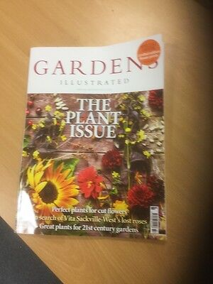 Gardens Illustrated   Special Edition. 2015. The Plant Issue.