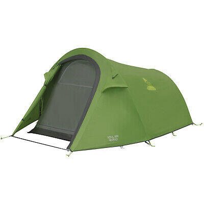 2017 Vango Soul 300 - Apple Green - 3 Person Tent (Vte-So300-M) Camping Hiking