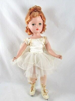 "14"" Margaret Face Nina Ballerina Doll HP Strung Madame Alexander Tagged Dress"