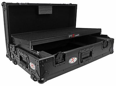 ProX XS-MIXDECKWLTBL Black Travel Case For Numark Mixdeck/Mixdeck Quad W/Shelf