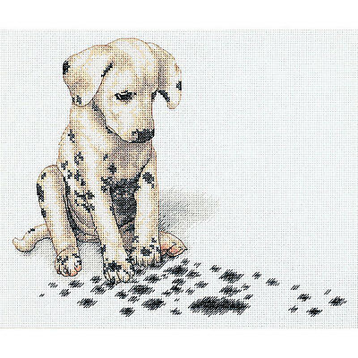 Achoo! Counted Cross Stitch Kit