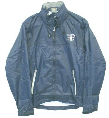 Calcutta CGSRJ-NVY-S Rain Jacket with  Hood Guide Series Small Navy