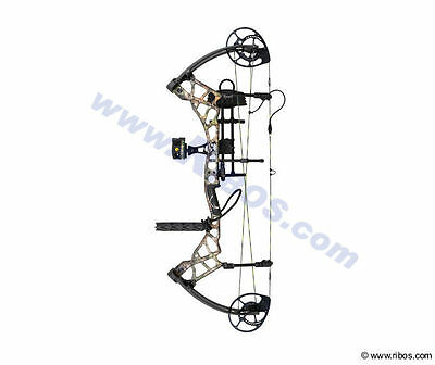 Bear Archery Compound Bow Traxx RTH - Bogenset