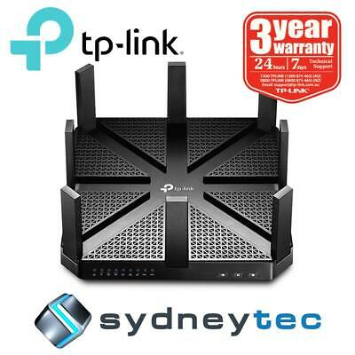 New TP-Link Archer C5400 AC5400 Wireless Tri-Band MU-MIMO Gigabit Router