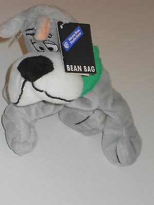 Warner Bros Studio Store Hanna Barbera soft plush bean bag toy ASTRO DOG new tag