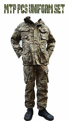 Genuine MoD British Military & Cadet MTP PCS Uniform Complete Set Small