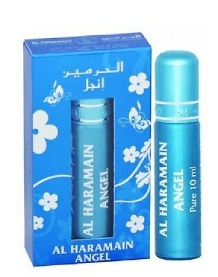 10ML Angel Halal Arabian Perfume Attar Itr Oil Al Haramain Alcohol Free Roll On