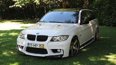 QUANTUM 44 BMW E91 pre LCI front bumper body kit not m3 msport